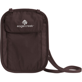 Eagle Creek Undercover Neck Wallet, mocha